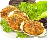 Baked Stuffed Clams