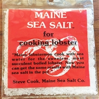 Maine Cooking Sea Salt