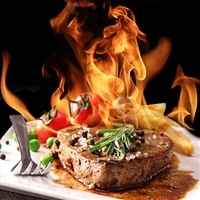 *12 oz. Sirloin Steak  - (5)