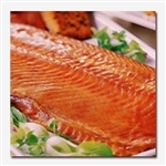 Wild Sockeye Smoked Salmon-Apple Brown Sugar