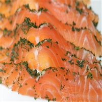 8 oz. Smoked Salmon Lox