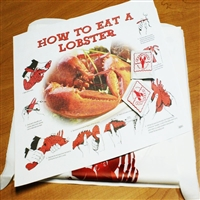 Bib & Placemat Set for 2