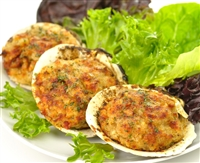 Baked Stuffed Clams (12 per pkg)