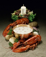*HOLIDAY LOBSTER DINNER FOR 2