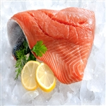 Fresh Salmon Fillets   (3 Lb Average)