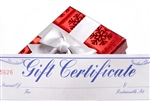 Lobster Net Gift Certificates