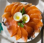 8 oz Smoked Salmon Lox
