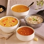 Chowder & Bisque Sampler 4 - 20 oz ea.
