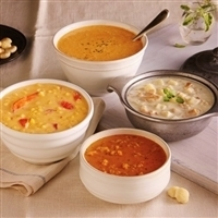 Chowder & Bisque Sampler 5 - 20 oz ea.