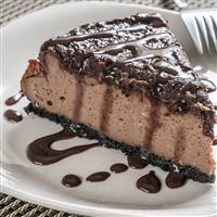 Cheesecake (Triple Chocolate)   (7 oz)