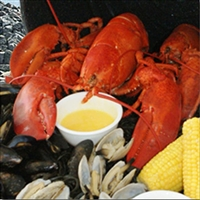 *New England Clambake for 10